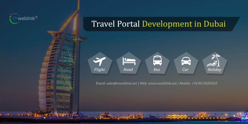 travel portal development company in Dubai